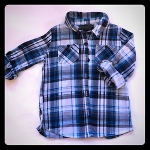 Other - Girls Flannel Top